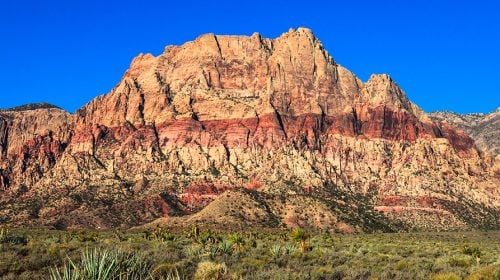 Things to Do in Las Vegas: Visit Red Rock Canyon