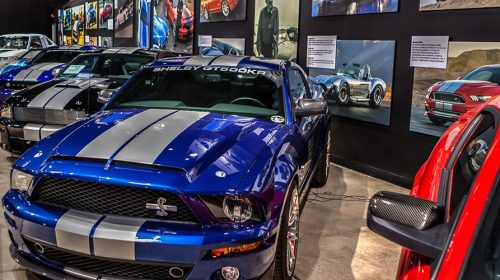 Car Enthusiasts Love Shelby Museum in Las Vegas