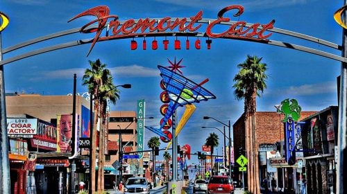 Pop Culture Walking Tour of Fremont Street Downtown