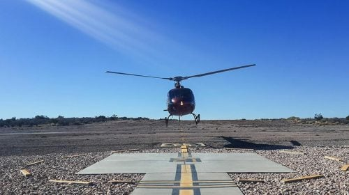 The Grand Canyon Helicopter Tour's Activities
