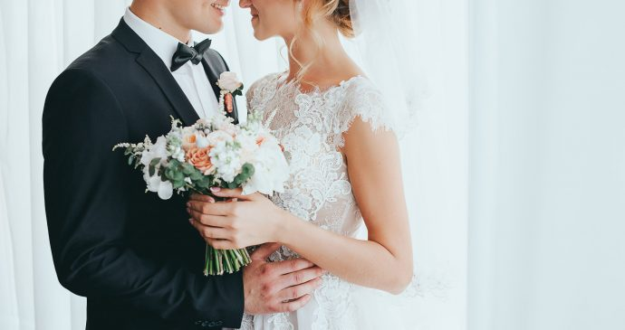 Can't Help Falling in Love Wedding