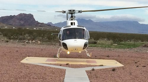 Desert Shooting And Helicopter Tour