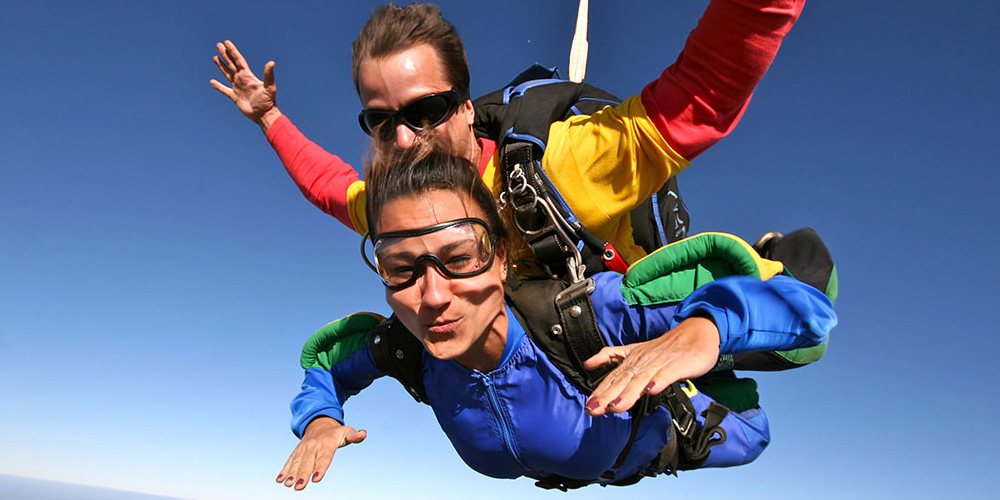 Extreme Skydiving Activities