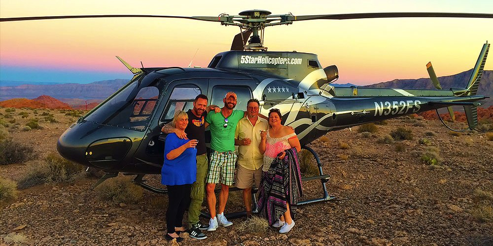 Grand Canyon Helicopter Flight With Rim Landing  Things To Do In Las Vegas