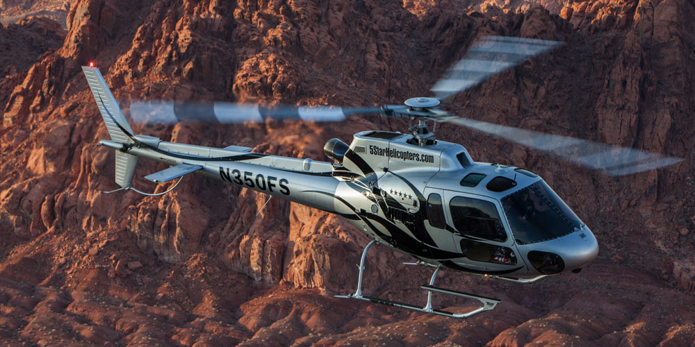 GRAND CANYON HELICOPTER FLIGHT - ST1