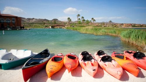 LAKE LAS VEGAS KAYAK RENTAL