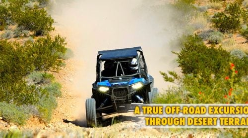POLARIS UTV TOURS | Las Vegas