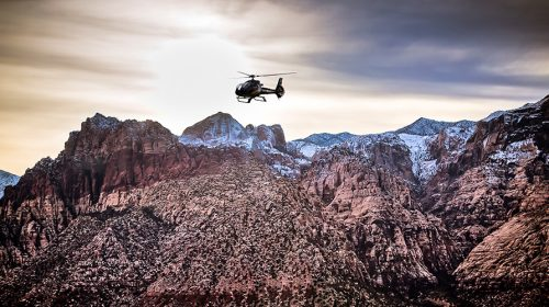 Red Rock Canyon Skyline Helicopter Tour