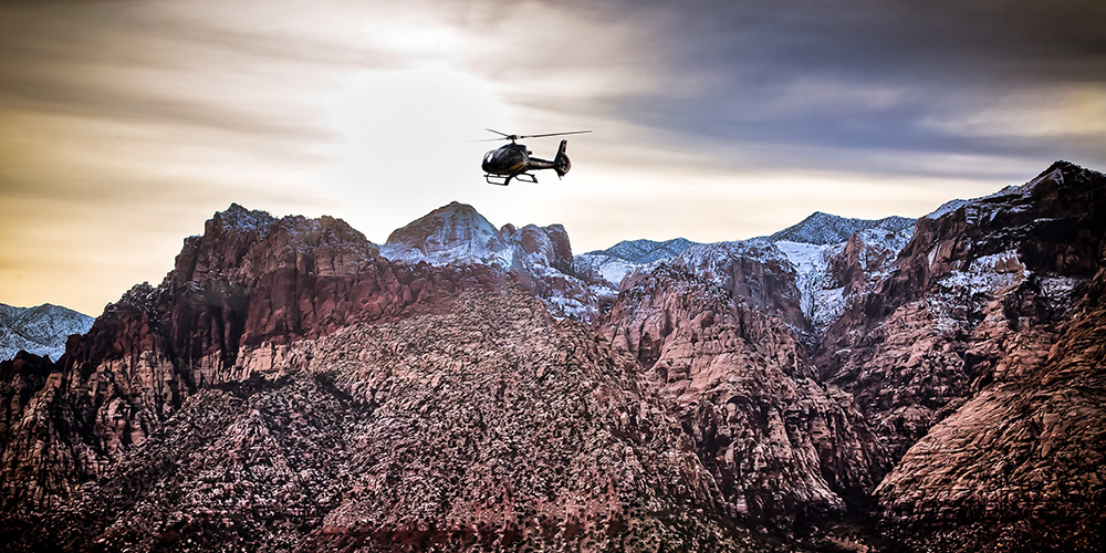 Red Rock Canyon Helicopter Tour
