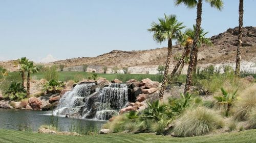 Top Five Las Vegas Golf Courses
