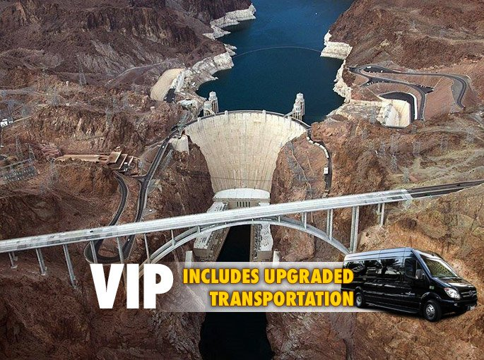 Hoover Dam VIP Bus Tour