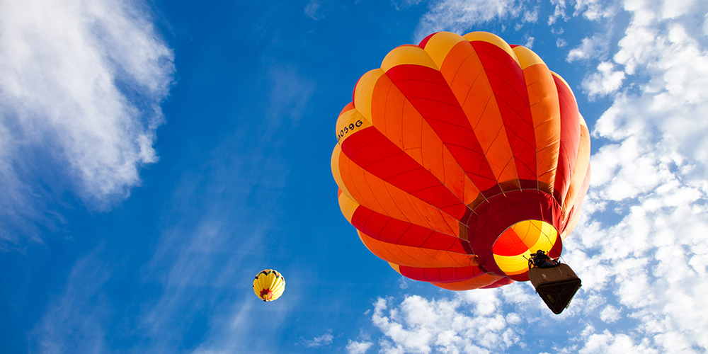 Vegas Balloon Ride