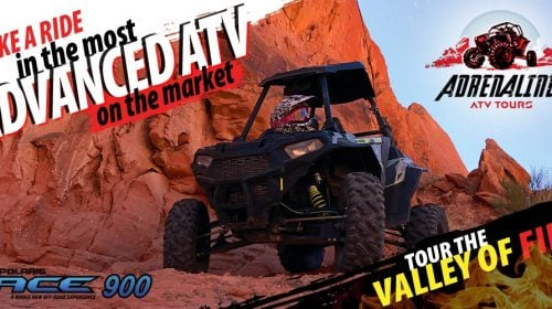 Valley of Fire Adrenaline ATV Tours