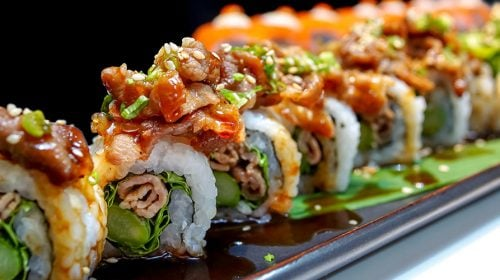 5 Must-Visit Las Vegas Japanese Restaurants