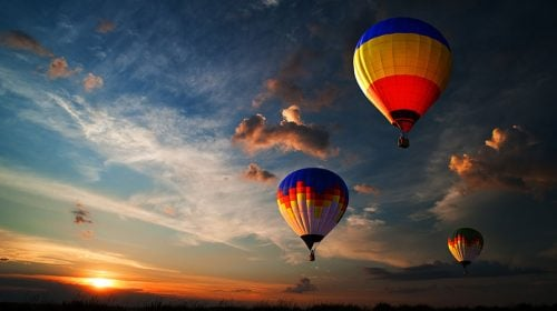 Las Vegas Balloon Rides – Activities