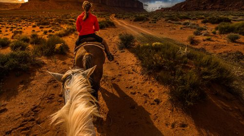 3 Las Vegas Horseback Riding Activities – Red Rock Canyon