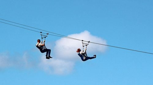 3 Las Vegas Zipline Experiences You Won't Want to Miss