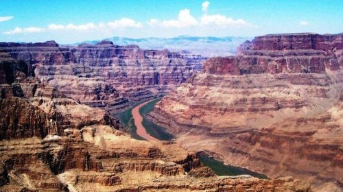 VIP Grand Canyon West Rim