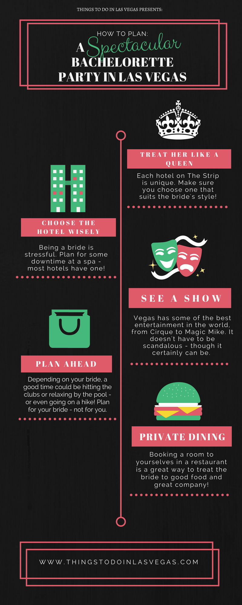 Tips For Planning A Spectacular Bachelorette Party In Las Vegas