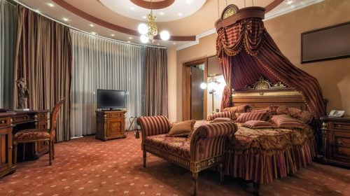 The 5 Most Expensive Hotel Rooms on The Las Vegas Strip