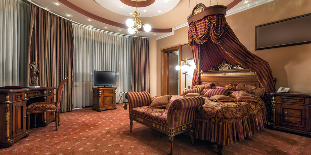 The 5 most expensive hotel rooms on the las vegas strip for Most expensive hotel room