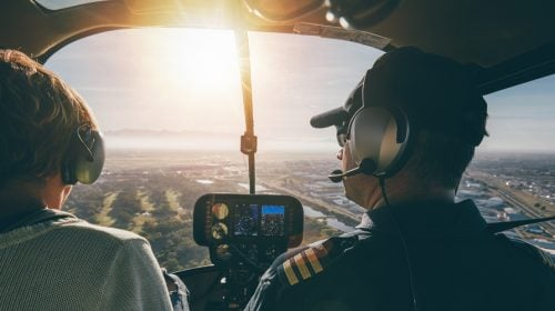 4 Helicopter Tours Over Las Vegas, the Grand Canyon, Hoover Dam, and More!