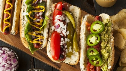 Where to Get a Hot Dog in Las Vegas on National Hot Dog Day!