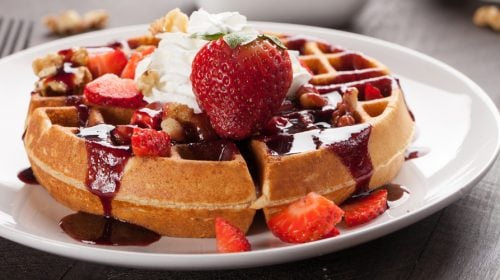 Where to Find Unique and Delicious Waffles in Las Vegas