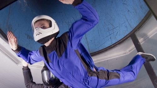 Check out Vegas Indoor Skydiving for the Ultimate Skydiving Experience
