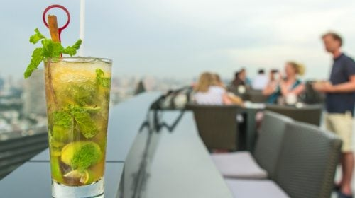 7 Rooftop Bars with Stunning Views of Las Vegas