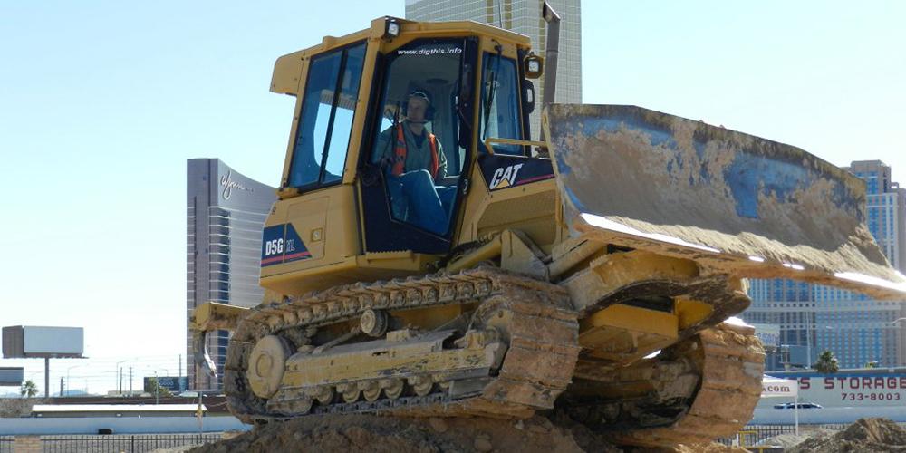 Big Dig Bulldozer Package