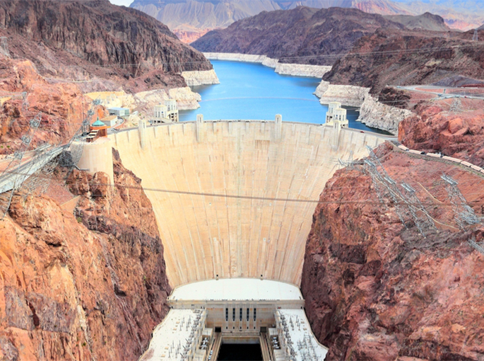 VIP HOOVER DAM BUS TOUR