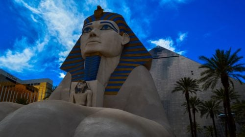 Reasons to Stay at The Luxor Hotel & Casino