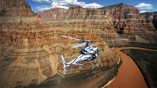GRAND CANYON HELICOPTER WITH SKYWALK