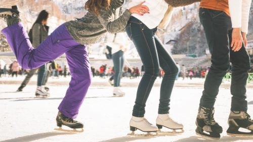 4 Places to Go Ice Skating in Las Vegas