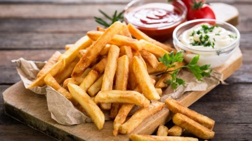 The Best French Fries in Las Vegas Can Be Found Here!