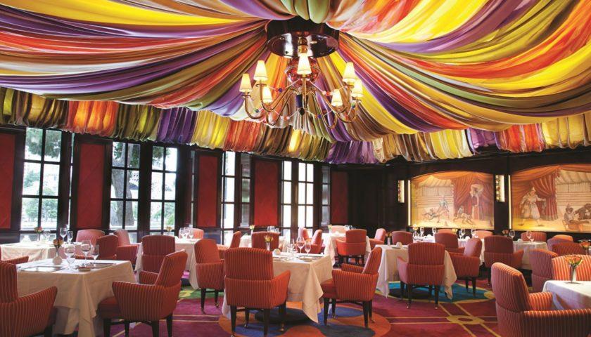 most romantic restaurants in Las Vegas