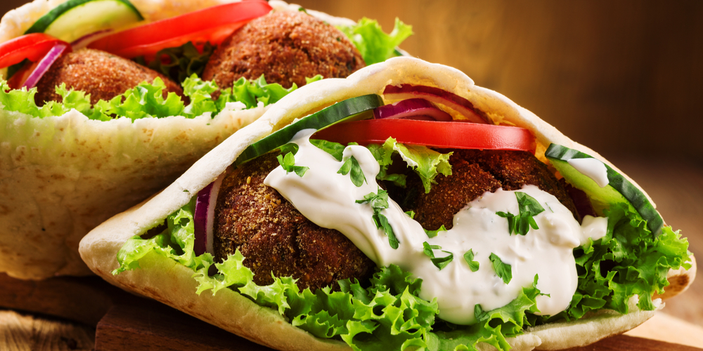 If You Re Craving Hummus Pita Falafel And Shawarma Look No Further We Ve Got 5 Great Places To Find Some Mediterranean Restaurants In Las Vegas