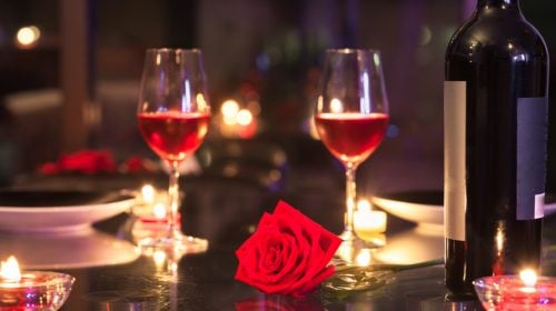 Las Vegas Romantic Restaurants for Valentine's Day