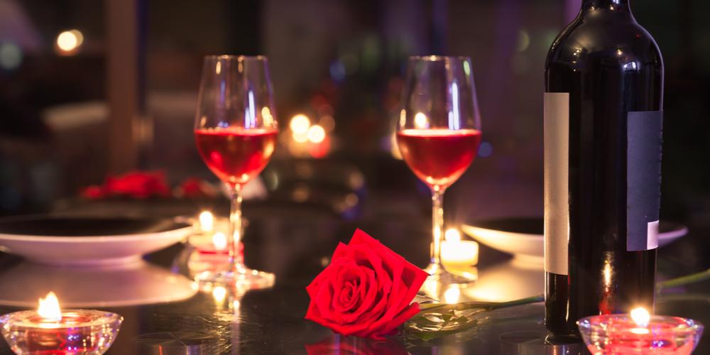 las vegas romantic restaurants