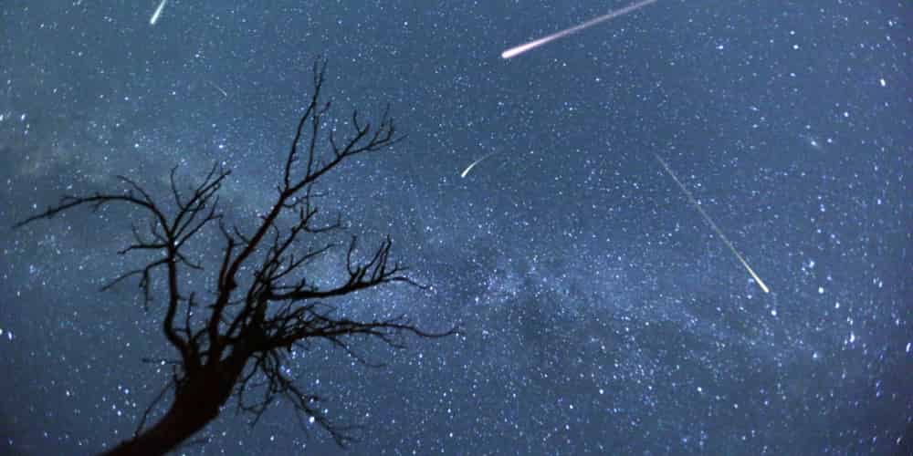 Places to Go to See Summer Meteor Showers - Things To Do In Las Vegas