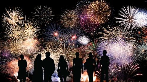 Where to Watch 4th of July Fireworks in Las Vegas