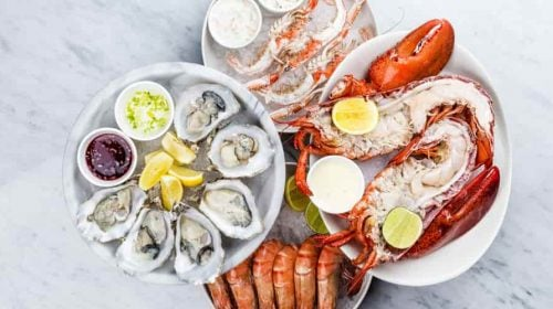 5 Las Vegas Seafood Buffets for Under $35