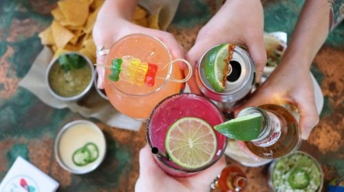 5 of the Best Happy Hour Spots (On & Off the Strip)
