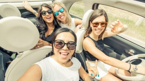 From Bachelorette Parties to Birthdays: Spend Your Next Girls Trip in Las Vegas