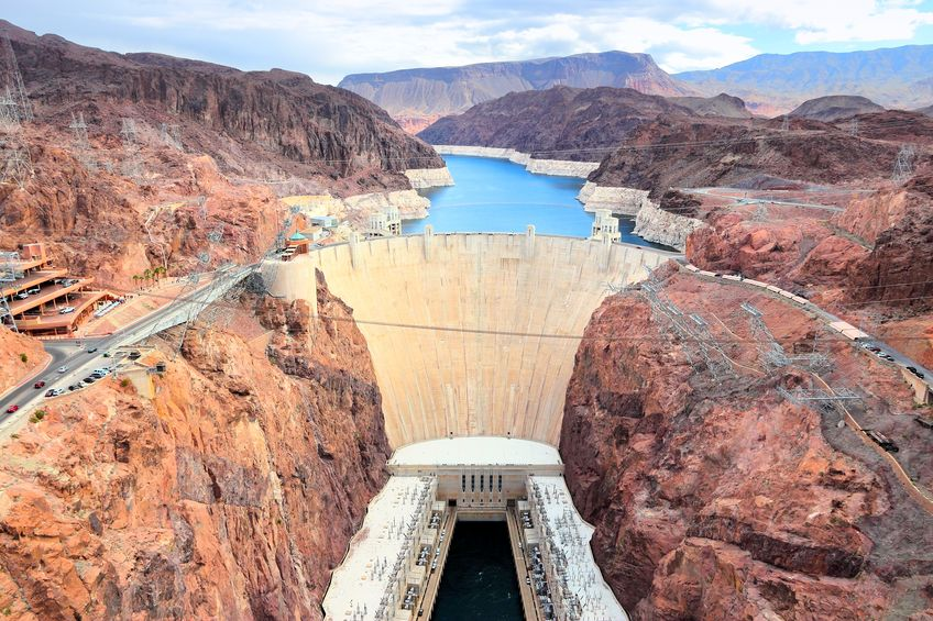 Off the strip hoover dam