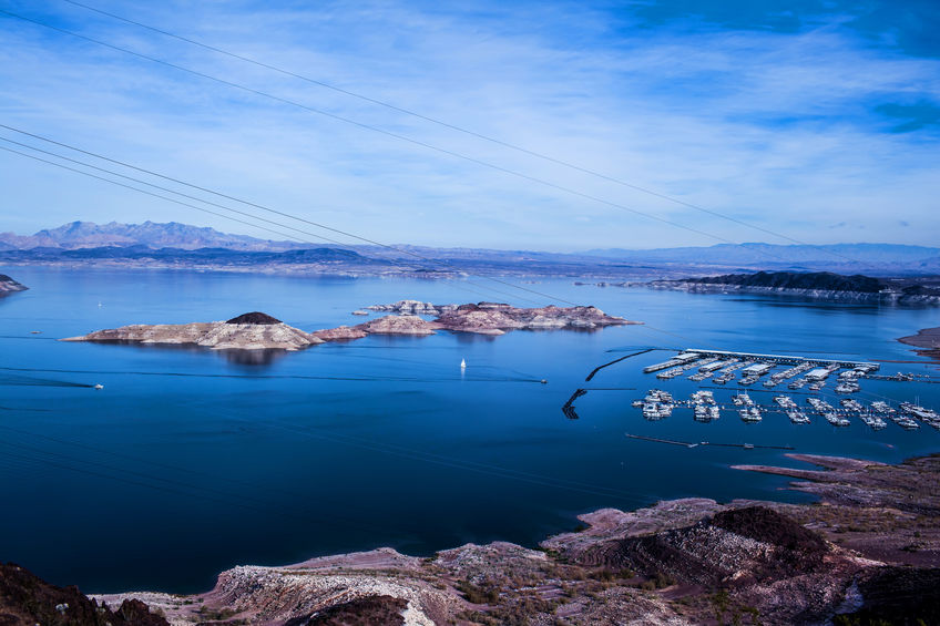 Off the strip lake mead