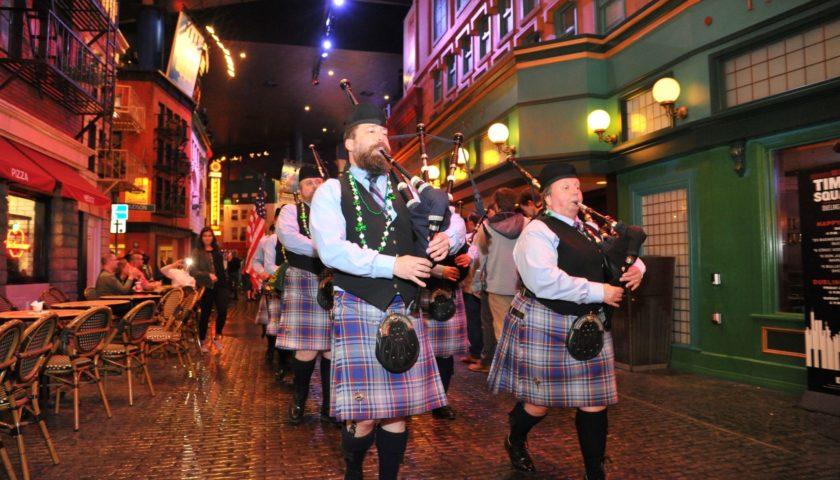 St. Patrick's Day in Vegas