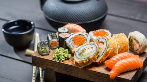 From Fried to Filleted: Top 11 Sushi Restaurants in Las Vegas