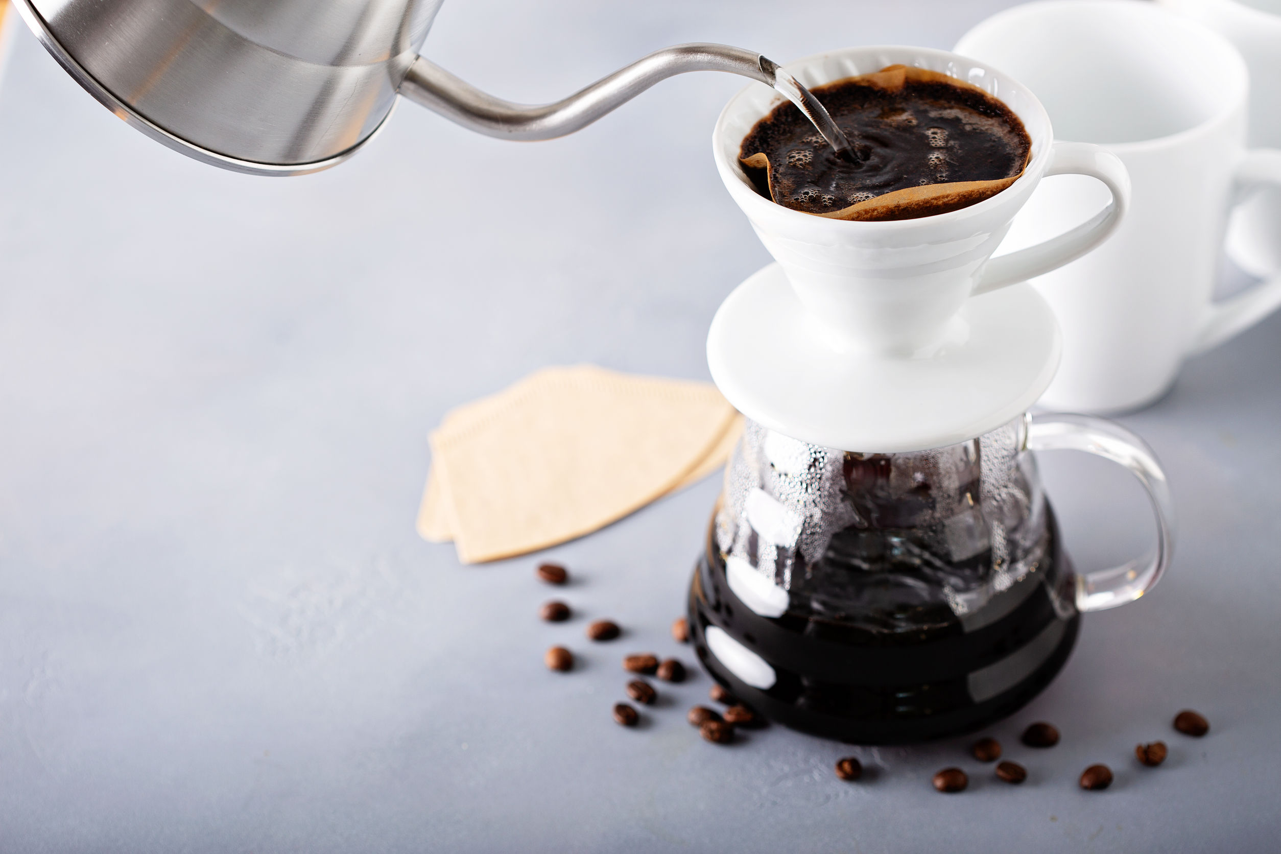 Pour Over Coffee Las Vegas Mothership